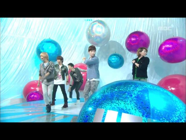 SHINee - Hello, 샤이니 - 헬로, Music Core 20101009