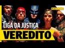 LIGA DA JUSTIÇA VEREDITO OmeleTV