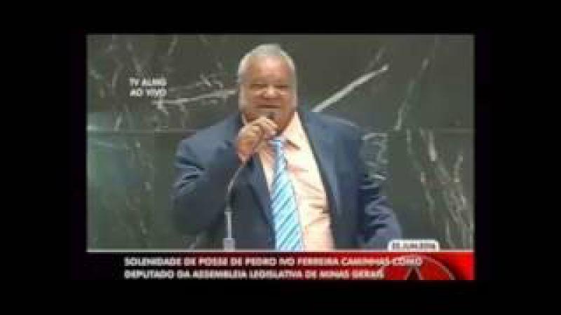 Posse do Dep. Est. Pedro Ivo Ferreira Caminhas