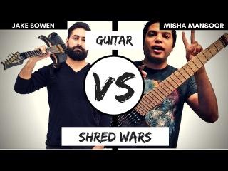 Jake Bowen VS Misha Mansoor | Ibanez VS Jackson