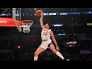 2018 NBA Slam Dunk Contest Full Highlights 2018 NBA All Star Saturday Night Рифмы и Панчи
