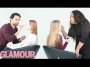 PatrickStarrr Challenges Makeup Novice to Keep Up with Him Glamour