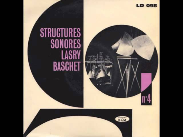Structures Sonores Lasry-Baschet - Manège