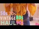 EPIC Vintage Haul (Thrift Shop, UniqueVintage, Fashion Nova, ModCloth)