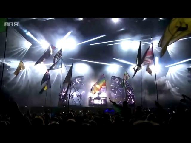 Deadmau5 Live at Glastonbury 2015 Full Set HD
