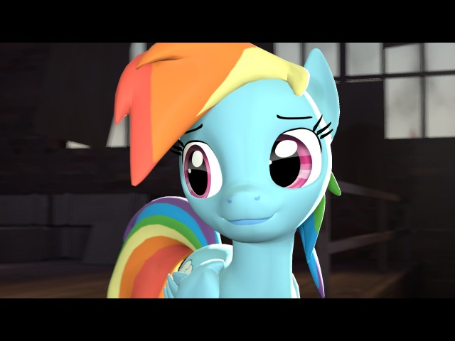 [SFM] Counting Stars. MLP Animation