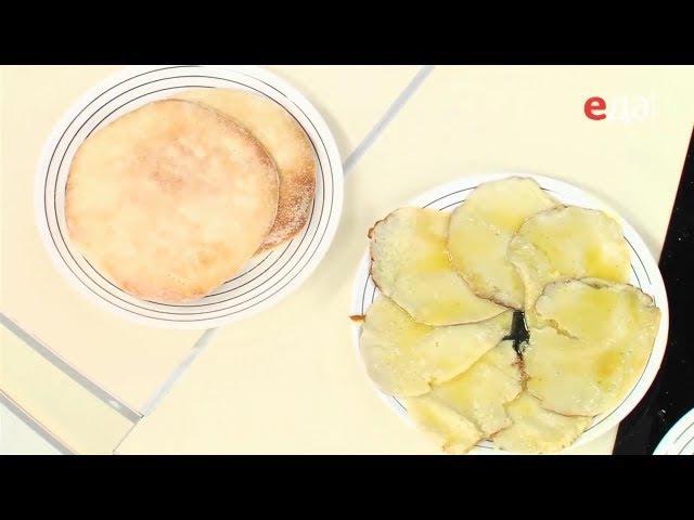 Блинчики из муки и манки и манные лепёшки по-мароккански / Илья Лазерсон / Мировой повар
