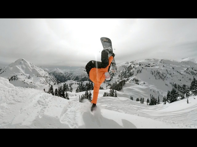 GoPro Snow: Backcountry Madness with the Shred Bots in Canada