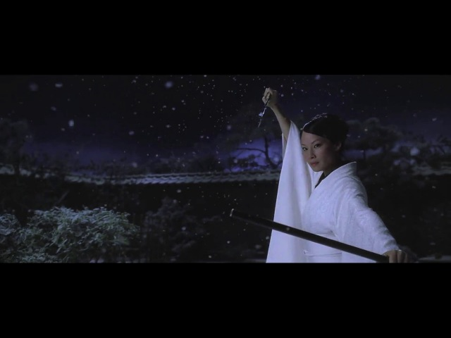 Kill Bill Vol.1 - O-Ren Ishii v The Bride Fight Scene