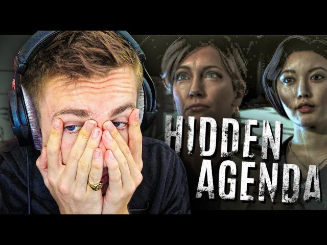 [SDMN] HIDDEN AGENDA by MM7Games