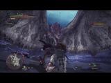 Monster Hunter: World Эпичная битва с Розовой Ратианой