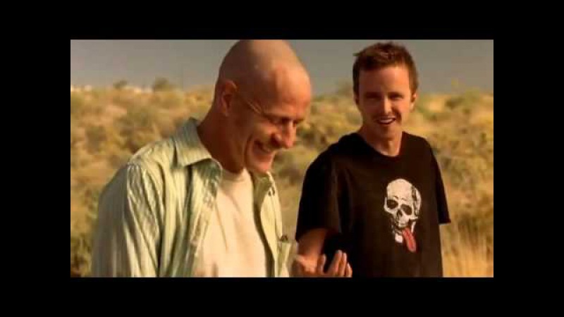 Breaking Bad Во Все Тяжкие - Косяки на съемках