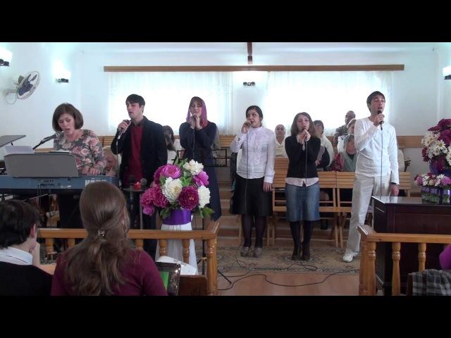Очисти меня - На груз.языке - Прославление Батумской церкви