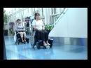 Автономные коляски Panasonic в аэропорту Токио