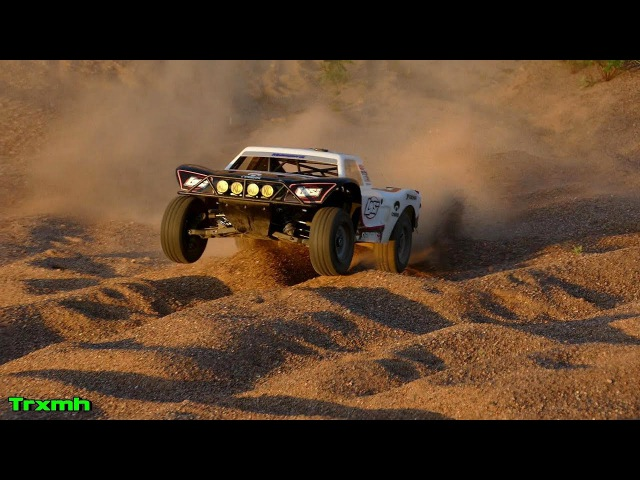 Losi 5ive-T OBR 30.5cc Tearing it up!