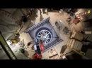 Installation Amazon founder Jeff Bezos' 10 000 Year Clock timelapse