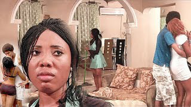 AFTER SLEEPING WITH ME THE PRINCE REFUSE TO MARRY ME BECAUSE I'M A MAID - NIGERIAN MOVIES 2017