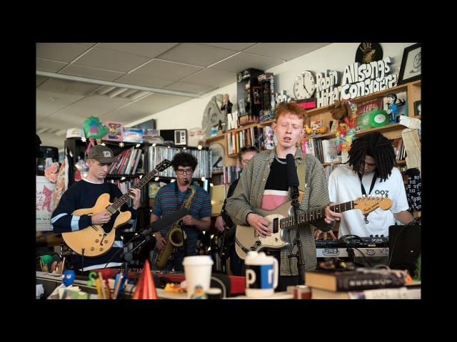 King Krule NPR Music Tiny Desk Concert
