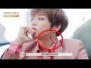 워너원 '부메랑' '약속해요' 앨범 자켓 촬영 비하인드 워너원이 설명하 4571