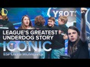 ICONIC Esports Moments: League's Greatest Underdog Story: Albus NoX Luna at Worlds 2016