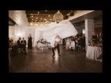 САМЫЙ крутой свадебный танец с потрясающими поддержками! Kiss - I was made for lovin you