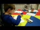 Наше второе занятия в Том Сойер. 28.02.18. Посетили развивающие занятия для детей 2 в Детском Клубе