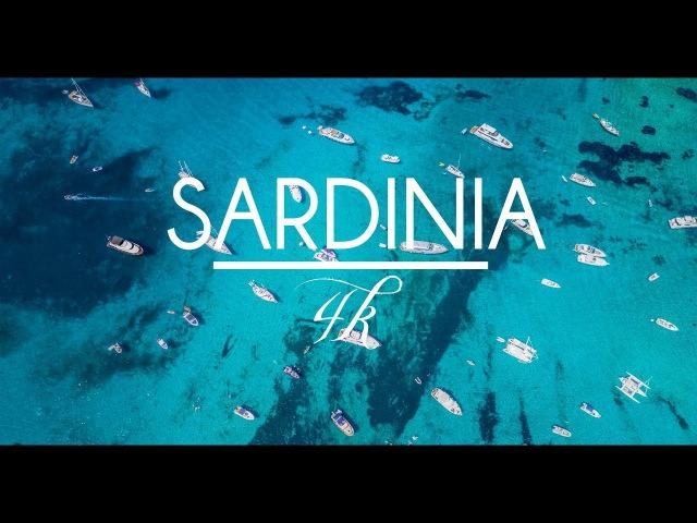 SARDEGNA SARDINIA SARDINIEN Italy Beautiful Beaches Aerial Drone 4K by thedronebook