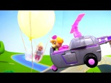 Кукла Штеффи и Щенячий Патруль - Путешествие на воздушном шаре