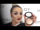 Inglot Anti Valentines Smokey Eye