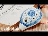 Relaxing Ocarina Songs Peaceful Ocarina Instrumental Music for Relaxation, Study, Sleep