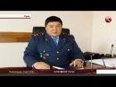 В Таразе пьяный полковник полиции устроил поножовщину