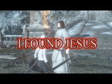 Dark Souls 3 The Pale Man finds Jesus