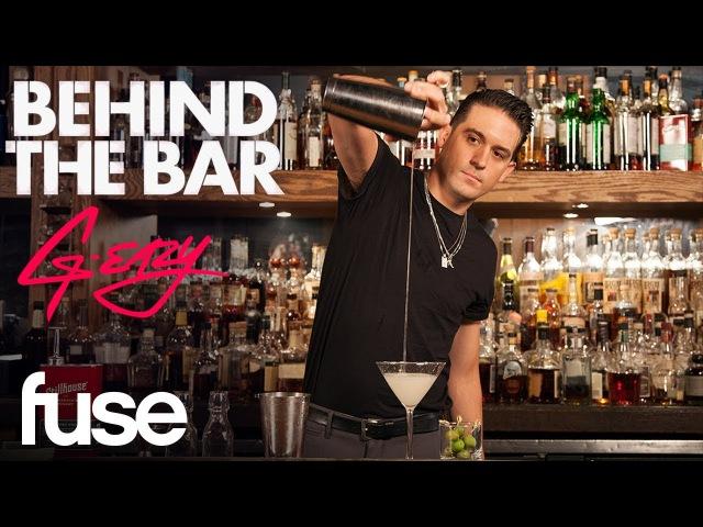 G-Eazy Makes A Dirty Martini | Behind The Bar