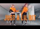50 Cent JUST A LIL BIT Choreography by Lilla Radoci