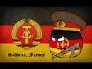 Unterwegs - Soldaten, Marsch!