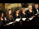 Камерний хор «Воскресіння». «Херувимська» з аудіо-альбому «Іже Херувими» (Д.Бор