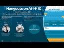 Вечерний Крипто Hangouts 10 от 23 октября 2017 в гостях MicroMoney. Как выбрать лучшее ICO