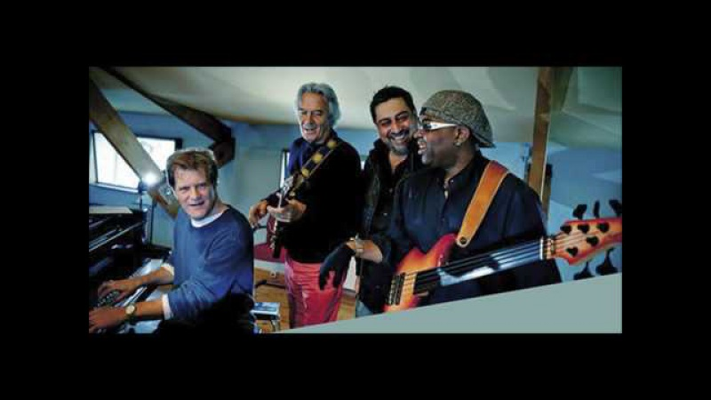 John McLaughlin and the 4th Dimension - Wonderfall