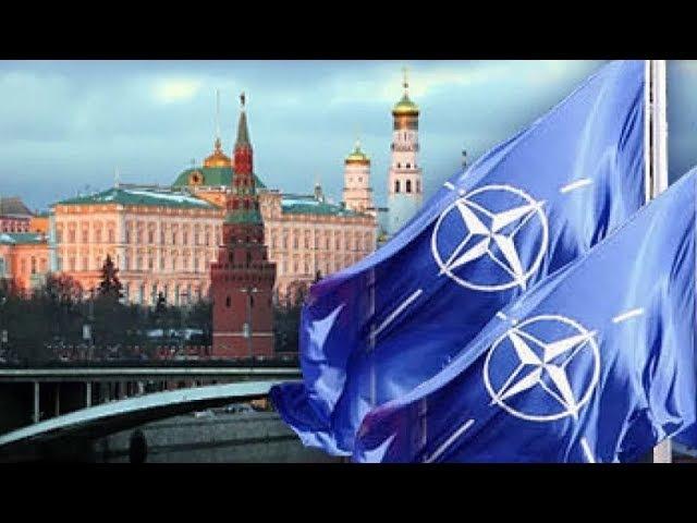 Опаньки, НАТО уже в Москве !