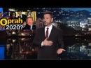Jimmy Kimmel Monolouge 22-02-2018 Oprah VS Trump on 2020 Election