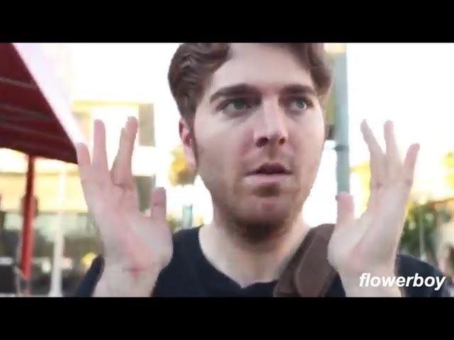 Shane dawson getting annoyed by garrett watts for 9 minutes straight
