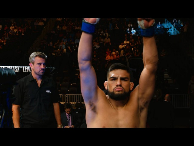 Fight Night Shanghai: Kelvin Gastelum - I Can Compete with the Elite