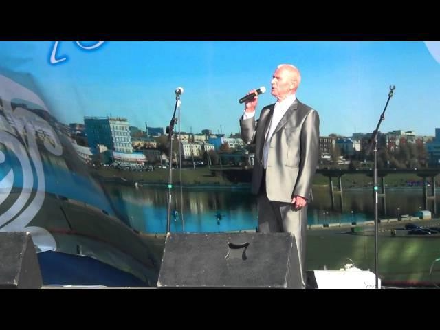 Иван Христофоров, концерт на День г. Чебоксары 19.08.2012г.