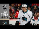Kane leads Sharks with incredible four-goal game