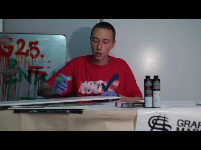 Маркер On The Run OTR.060 | Graffitimarket.ru