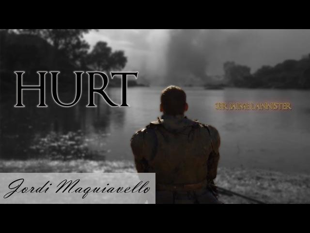 (GoT) Jaime Lannister - Hurt