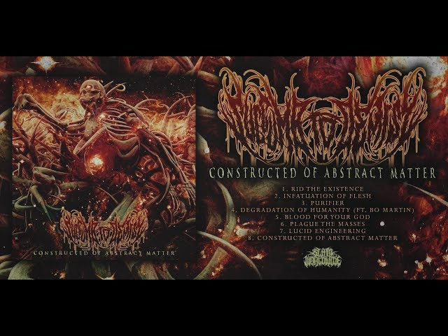 SUCCUMB TO DEMISE - CONSTRUCTED OF ABSTRACT MATTER [OFFICIAL ALBUM STREAM] (2017) SW EXCLUSIVE