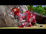 Sonic Boom Sonic Nearly Kills Eggman