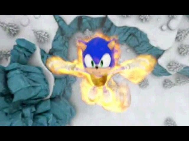 Sonic Boom: Fire Ice - The Movie [All Cutscenes Boss Battles]