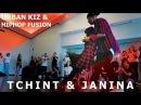 Tchint Janina Urban Kiz Dance Demo @ Frankfurt Festival 2017 Cientista Desculpa Mas Te Amo